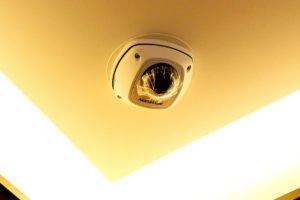 Потолочная камера видеонаблюдения