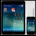 Управление умным домом через мобильный телефон или планшет