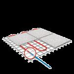 электрический теплый пол может быть подключен к системе умный дом Смартлайфстайл