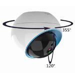 Управляемые камеры видеонаблюдения