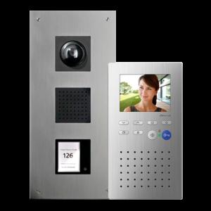 Комплект видеодомофона TCS серии AMI и Origo