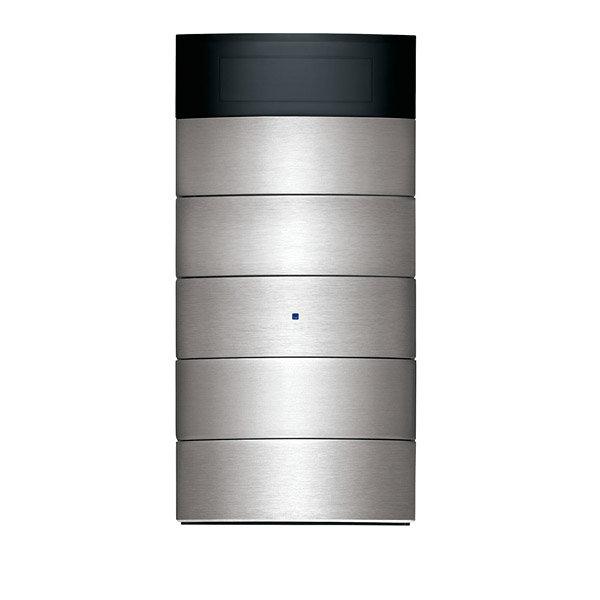 Умный выключатель и термостат B.IQ 5-х клавишный, Berker