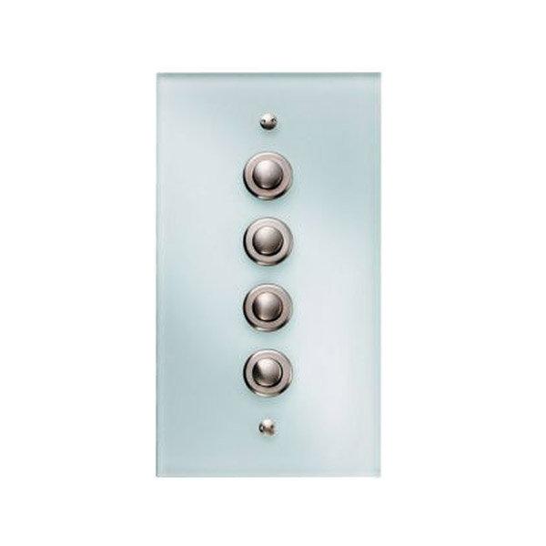 Умный выключатель TS, 4 кнопки, Berker