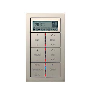 Умный выключатель и термостат FD, JUNG