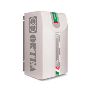 Стабилизатор напряжения Vega, 0.3-25 кВА, 220V, однофазный, ORTEA