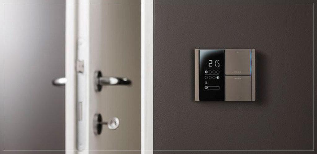 Умный выключатель - термостат от Ekinex